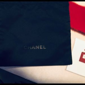 CHANEL Other - CHANEL BOX w GiFT CARD, RED RIBBON, Seal, Filler